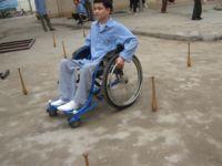 Kỹ thuật di chuyển bằng xe lăn cho bệnh nhân liệt 2 chi dưới