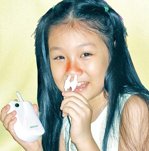 Máy trị viêm mũi dị ứng Bionase