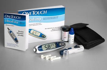 Máy đo đường huyết OneTouch Ultra Easy