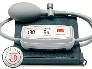 Máy đo huyết áp bán tự động Boso Medicus Smart