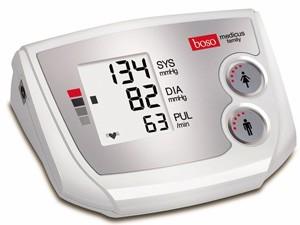 Máy đo huyết áp bắp tay Boso Medicus Family