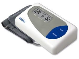 Máy đo huyết áp bắp tay Scala KP-6823