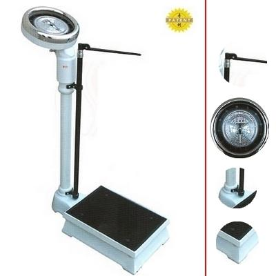 Cân sức khỏe có thước đo chiều cao UC-WS160