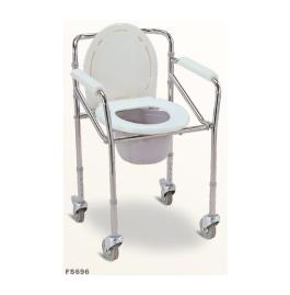 Ghế bô vệ sinh cho người già FS-696