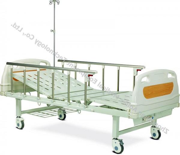 Giường bệnh nhân 1 tay quay ALK06-132B