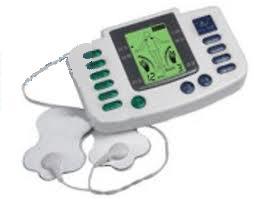 Máy massage xung điện 8 miếng dán Life care LC-2602B