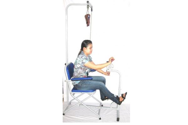 Ghế tập mạnh tay chân 3 trong 1 BH02