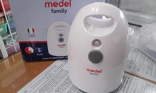 Máy xông khí dung Medel Family