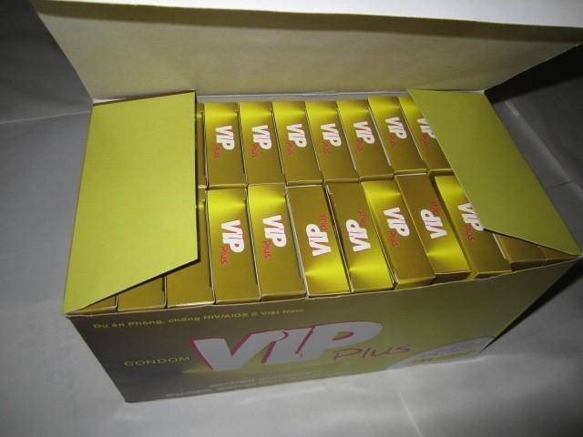 Bao cao su Vip Plus Malaysia