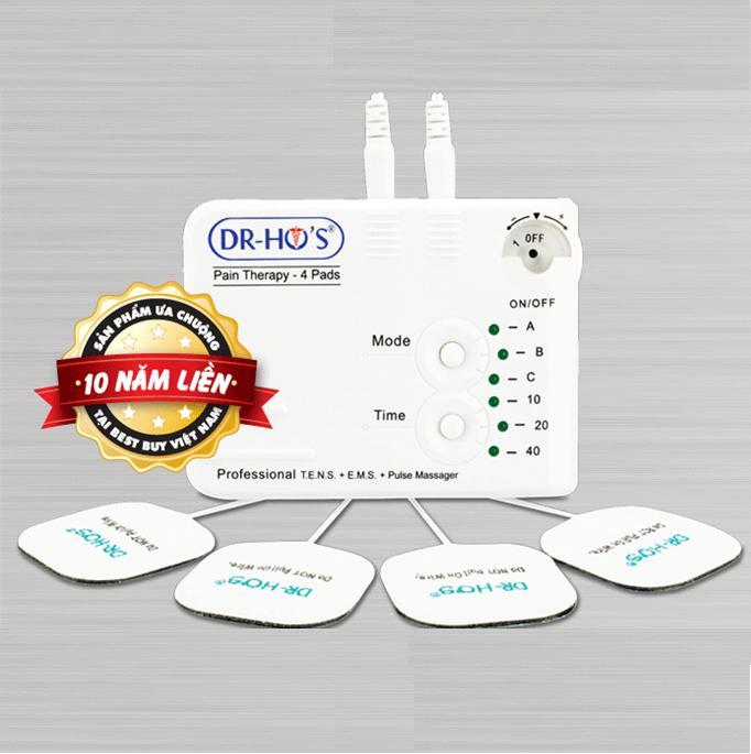 Máy massage xung điện Dr Ho New