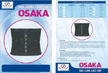 Đai cột sống Osaka