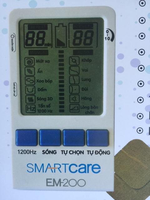 Máy massage xung điện SMARTcare EM-200