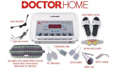 Máy vật lý trị liệu đa năng Doctor Home