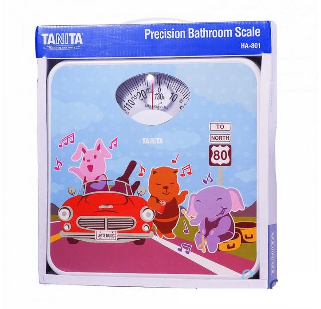 Cân sức khỏe cơ học Tanita HA 801