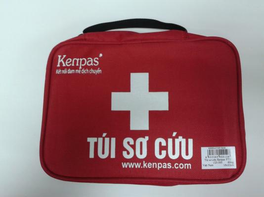 Túi cứu thương kenpas 16x22cm