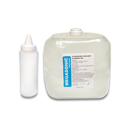 Gel siêu âm MEGASONIC CLEAR IMAGE (trắng)