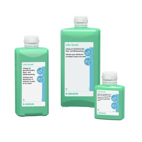 Dung dịch rửa tay Lifo-Scrub 100ml