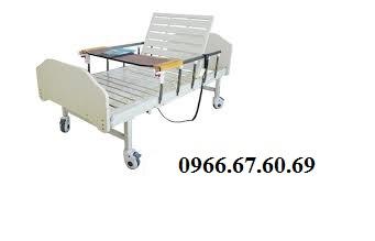 Giường bệnh nhân điện 2 chức năng Nikita DCN02M