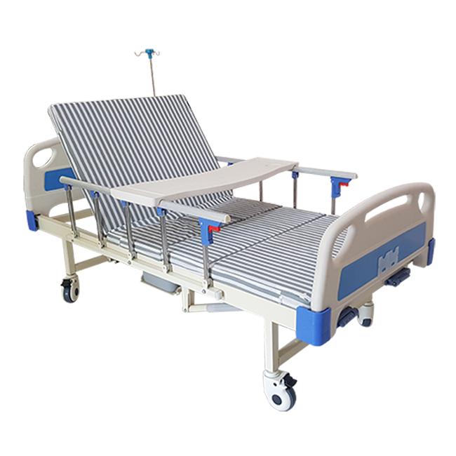 Giường y tế 3 tay quay Nikita DCN03