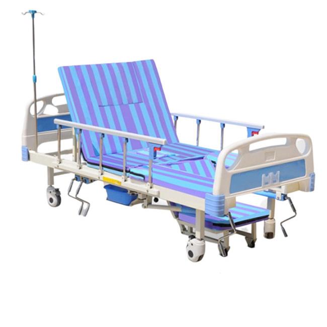 Giường bệnh nhân tay quay đa chức năng Nikita DCN05