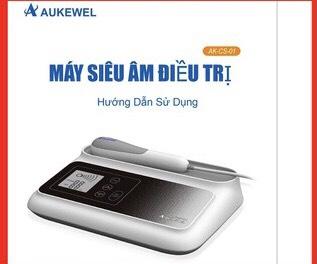 Máy siêu âm điều trị giảm đau Aukewel AK-CS-01