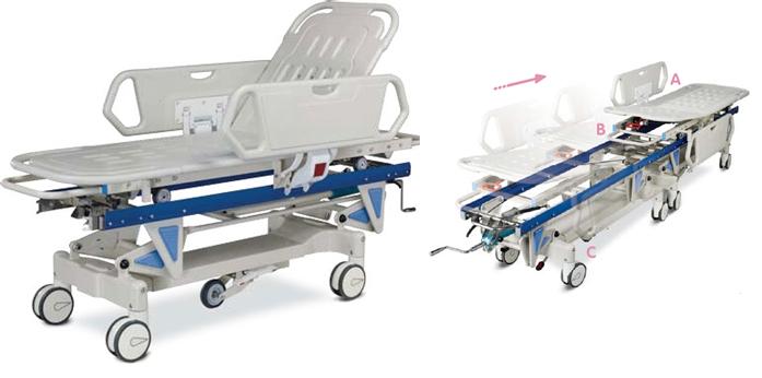 Băng ca cứu thương có khả năng kết nối Aolike ALK06-H801