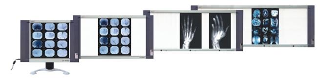 Đèn đọc phim X-quang LED Ecomed