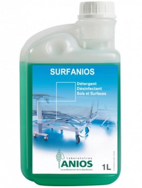 Dung dịch Surfanios 1 Lít làm sạch khử trùng sàn/ bề mặt