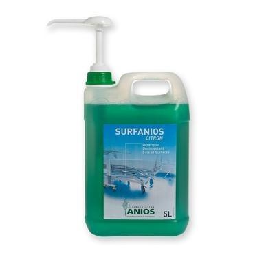 Dung dịch Surfanios làm sạch khử trùng sàn/ bề mặt 5 lít