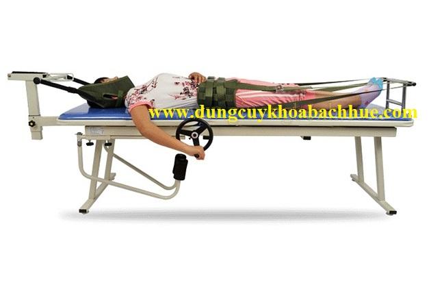 Giường kéo giãn cột sống NIKITA-HK158C