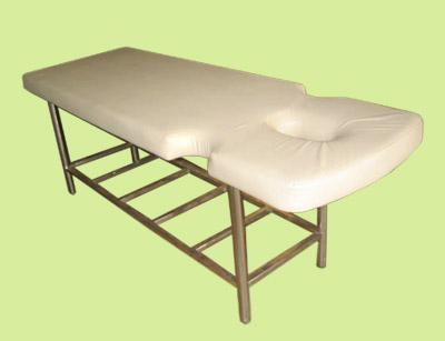 Giường massage chân inox