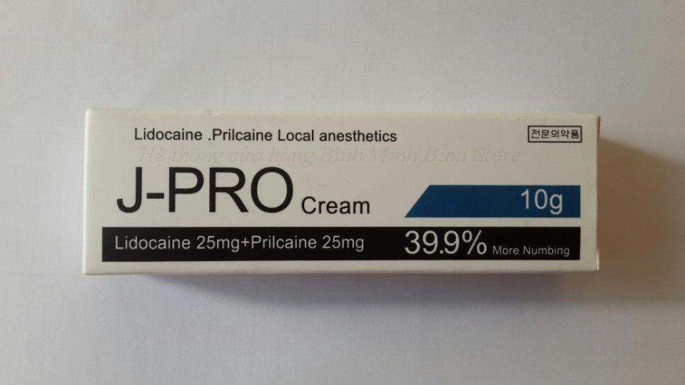Kem ủ tê Jpro Cream Hàn Quốc