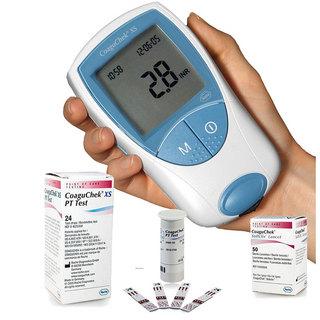 Máy thử đông máu INR CoaguChek XS