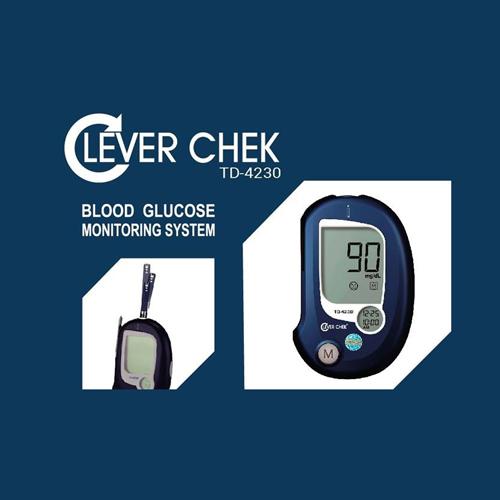 Máy đo đường huyết Clever Check TD 4230
