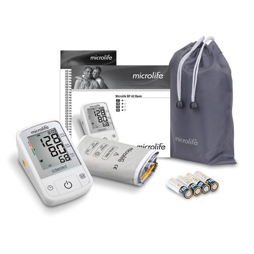 Máy đo huyết áp Microlife BP BGQ1-3P / A2 Basic