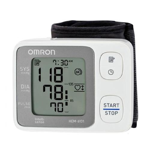 Máy đo huyết áp omron HEM 6131