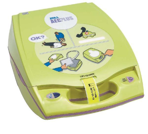 Máy sốc tim ngoài tự động Zoll AED Plus