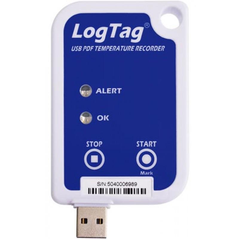 Nhiệt kế tự ghi nhiệt độ LogTag UTRIX-16