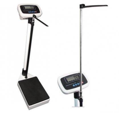 Cân sức khỏe có thước đo điện tử TCS-200 RT