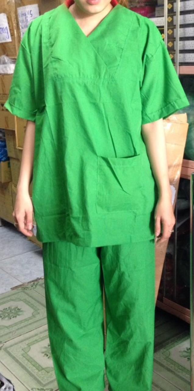 Quần áo phòng mổ phẩu thuật
