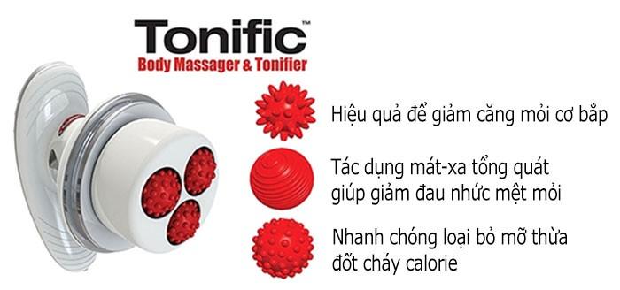 Máy massage toàn thân Tonific