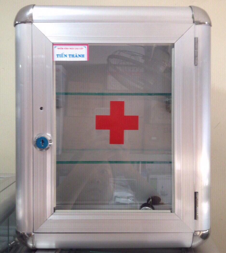 Tủ thuốc y tế gia đình
