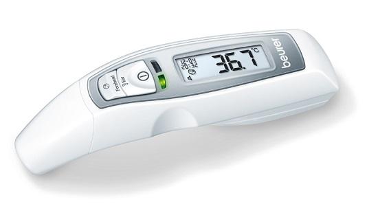 Những lưu ý khi sử dụng nhiệt kế điện tử đo tai và trán